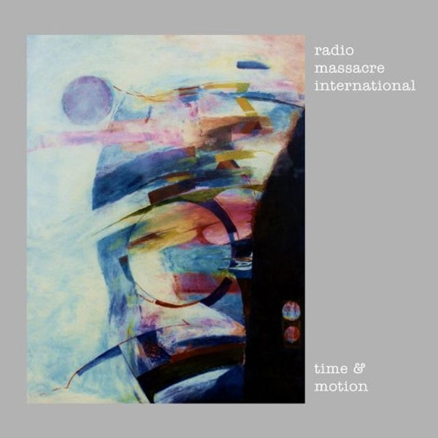 Radio Massacre International TIME & MOTION CD