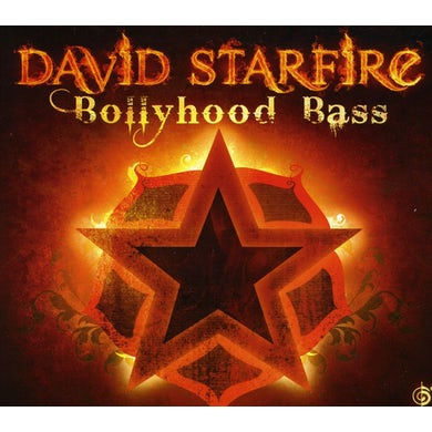 David Starfire BOLLYHOOD BASS CD