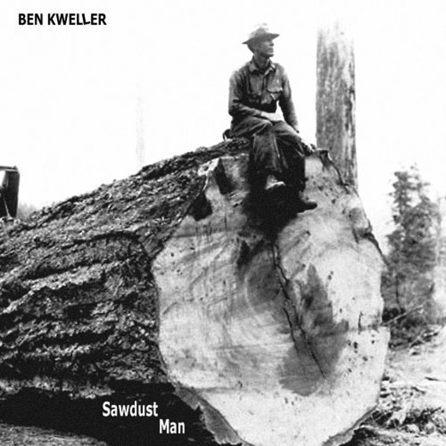 Ben Kweller SAWDUST MAN / SEND ME DOWN THE ROAD Vinyl Record