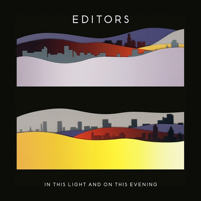 Editors IN THIS LIGHT & ON THIS EVENING CD