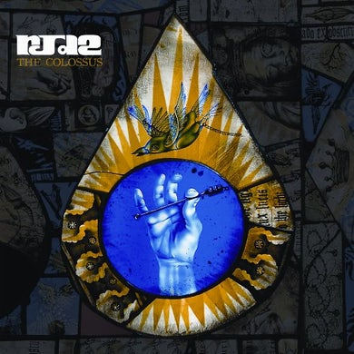 Rjd2 COLOSSUS CD