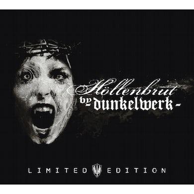 Dunkelwerk HOLLENBRUT & NIGHTBREEDERS CD