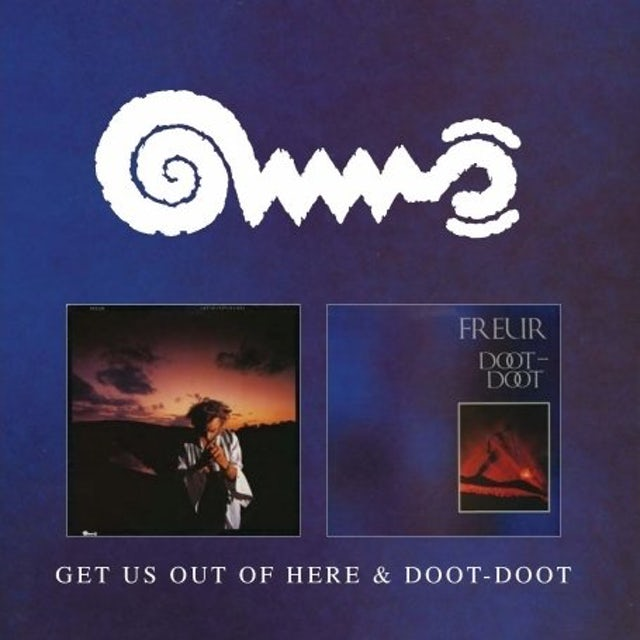 Freur GET US OUT OF HERE / DOOT DOOT CD