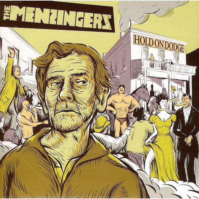 The Menzingers HOLD ON DODGE Vinyl Record