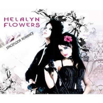 Helalyn Flowers SPACEFLOOR ROMANCE CD