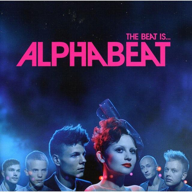 Alphabeat BEAT IS CD