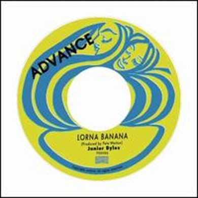Junior Byles LORNA BANANA Vinyl Record