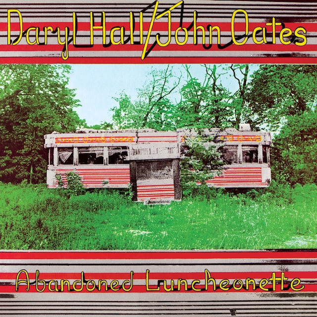 Hall & Oates ABANDONED LUNCHEONETTE Vinyl Record