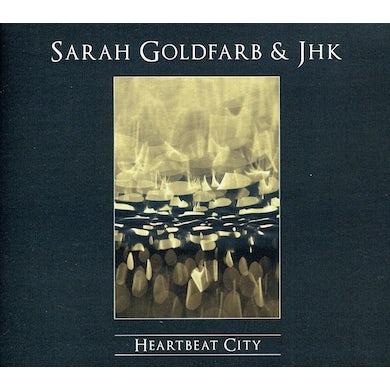 Sarah Goldfarb & JHK HEARTBEAT CITY CD