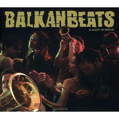 Robert Soko BALKANBEATS: A NIGHT IN BERLIN CD