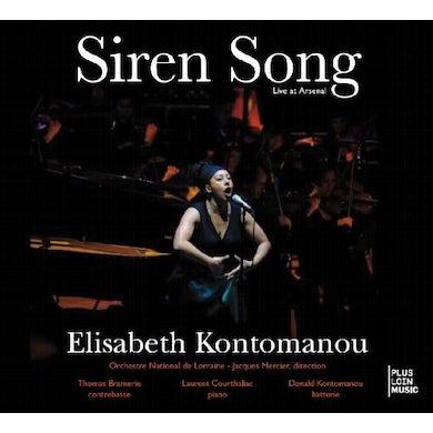 Elisabeth Kontomanou SIREN SONG: LIVE AT ARSENAL CD