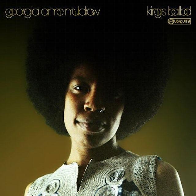 Georgia Anne Muldrow KINGS BALLAD Vinyl Record