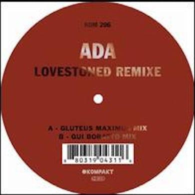 Ada LOVESTONED REMIXE Vinyl Record