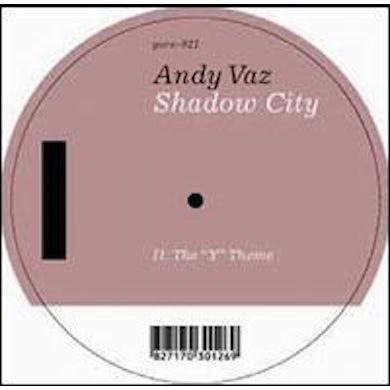 Andy Vaz SHADOW CITY Vinyl Record
