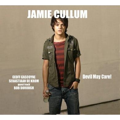Jamie Cullum DEVIL MAY CARE CD