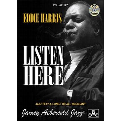 Jamey Aebersold EDDIE HARRIS CD