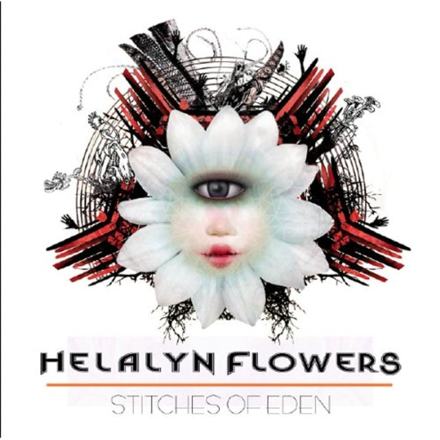 Helalyn Flowers STITCHES OFEDEN CD