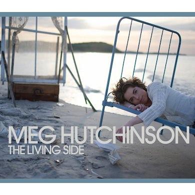 Meg Hutchinson LIVING SIDE CD