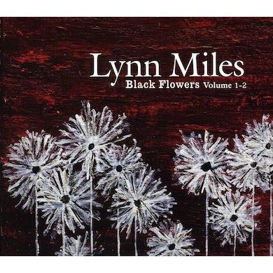 Lynn Miles BLACK FLOWERS CD