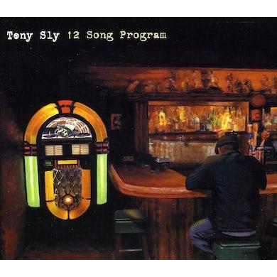Tony Sly 12 SONG PROGRAM CD