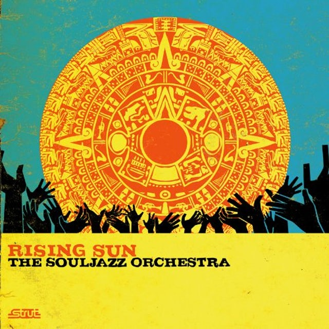 Souljazz Orchestra RISING SUN CD