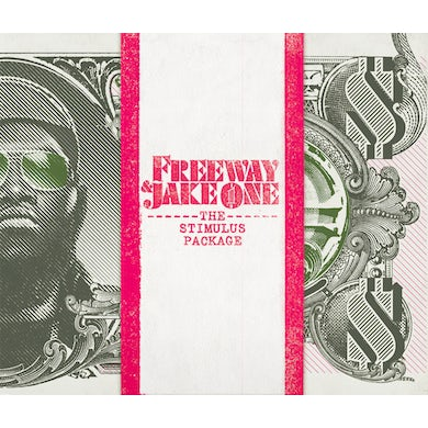 Freeway & Jake One STIMULUS PACKAGE CD