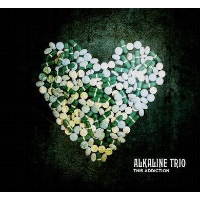 Alkaline Trio THIS ADDICTION CD