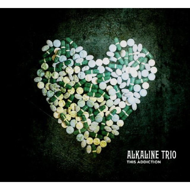 Alkaline Trio THIS ADDICTION CD