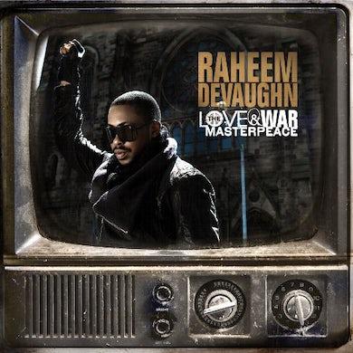 Raheem DeVaughn  LOVE & WAR MASTERPEACE CD