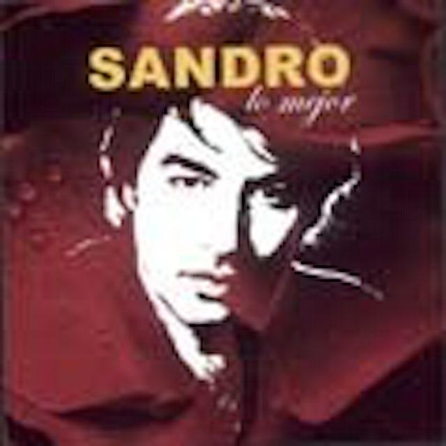 Sandro LO MEJOR CD