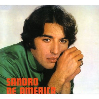 SANDRO DE AMERICA CD