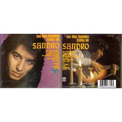 Sandro LOS MAS GRANDES EXITOS CD