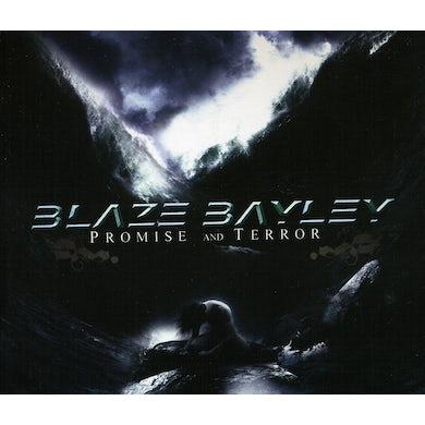 Blaze Bayley PROMISE & TERROR CD