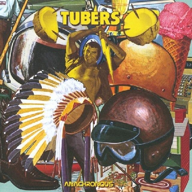 Tubers ANACHRONOUS CD
