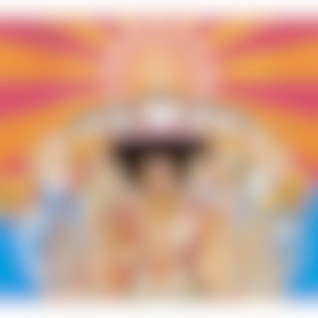 Jimi Hendrix AXIS: BOLD AS LOVE Vinyl Record