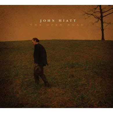 John Hiatt OPEN ROAD CD