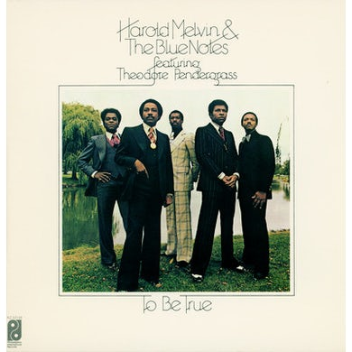 Harold Melvin & Blue Notes TO BE TRUE CD