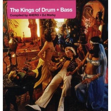4Hero & Dj Marky KINGS OF DRUM + BASS Vinyl Record