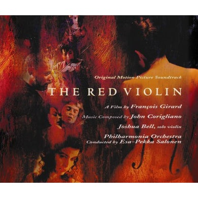 Joshua Bell RED VIOLIN (SCORE) / Original Soundtrack CD