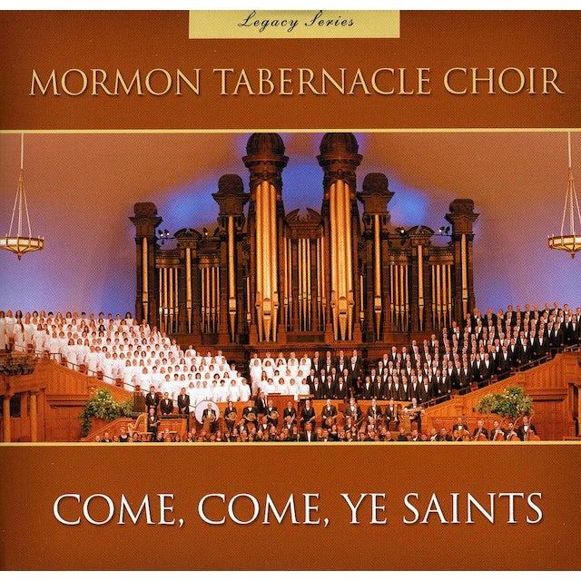 Mormon Tabernacle Choir LEGACY SERIES COME COME YE SAINTS CD