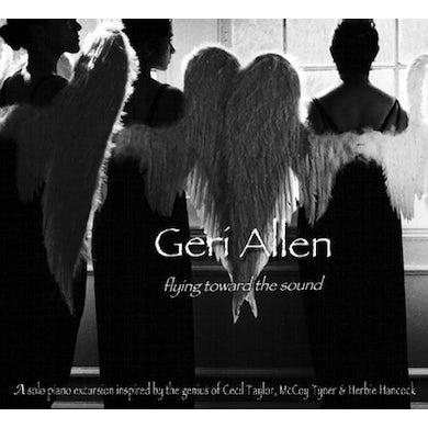 Geri Allen FLYING TOWARD THE SOUND CD