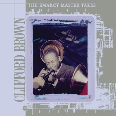 Clifford Brown EMARCY MASTER TAKES CD