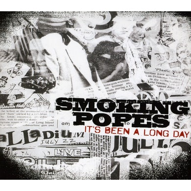 Smoking Popes IT'S BEEN A LONG DAY CD