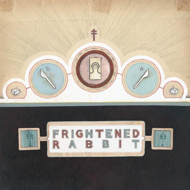 Frightened Rabbit WINTER OF MIXED DRINKS Vinyl Record