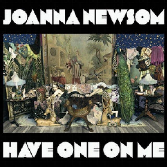 Joanna Newsom HAVE ONE ON ME Vinyl Record