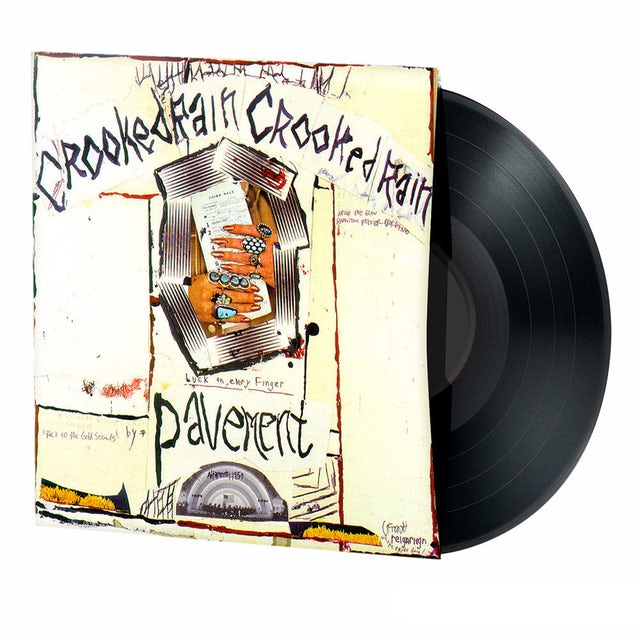 Pavement CROOKED RAIN CROOKED RAIN Vinyl Record