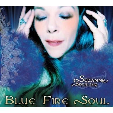 Suzanne Sterling BLUE FIRE SOUL CD