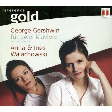 George Gershwin GERSHWIN FOR TWO PIANOS CD