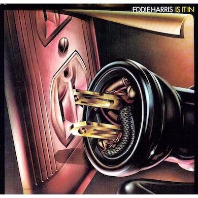 Eddie Harris IS IT IN Vinyl Record