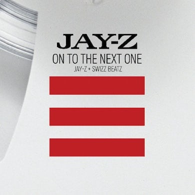 Jay Z ON TO THE NEXT ONE / YOUNG FOREVER Vinyl Record